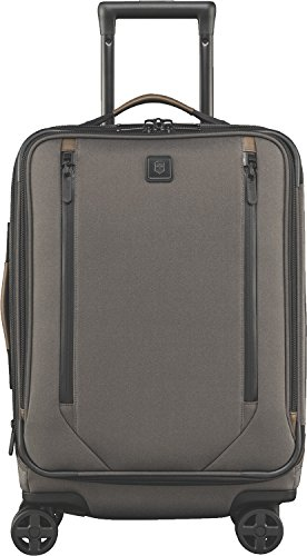 Victorinox Lexicon 2.0 Dual-Caster Global Expandable Spinner Carry-on, Gray ()