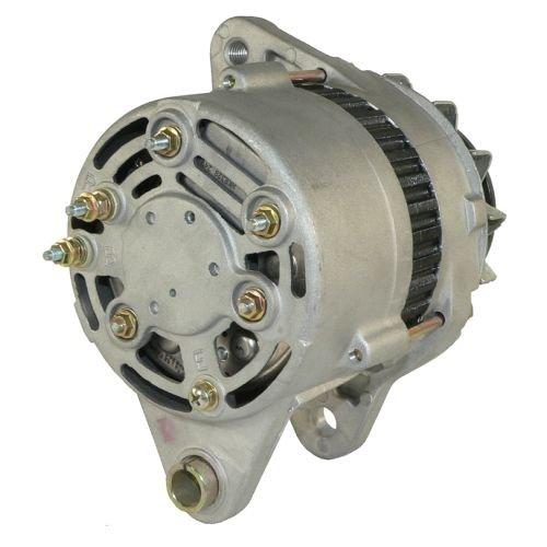 DB Electrical ANK0003 New Alternator For Komatsu 600-821-6120 600-821-6110 Rkd25A04, Crawler D20S D21 D21A D21P D21S D31 D40 D41 D45 D50 D53, Excavator, Lift Truck, Motor Grader, Generator 400-50010
