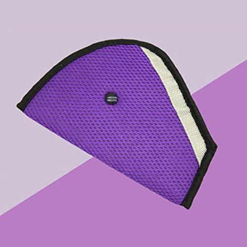 Wenjie Breathable Baby Kid Car Safety Belt Adjust Device Child Safety Cover Shoulder Harness Strap Adjuster Kids Seat Belt Clips