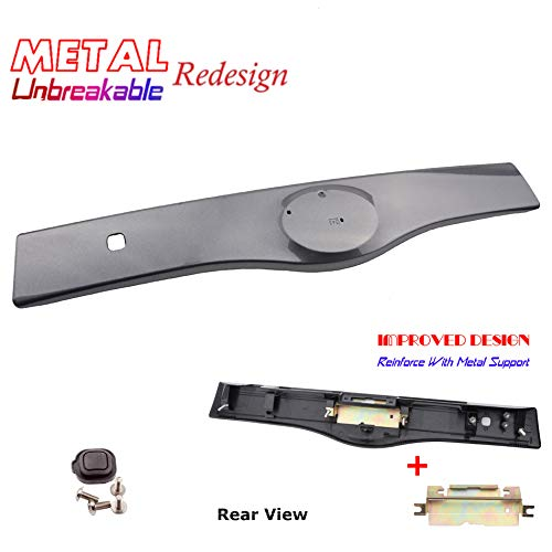 Rear Exterior Tailgate Liftgate Handle Garnish For 04-09 Toyota Prius 1G3 Magnetic Gray Metallic 2004 2005 2006 2007 2008 2009