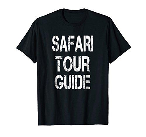 Safari Tour Guide Easy Halloween Costumes DIY -