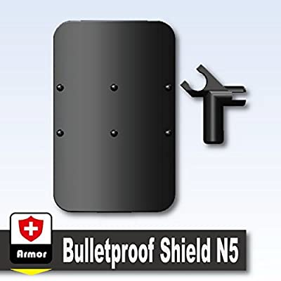 AFM bulletproof shield N5 Black by AFM that we recomend individually.