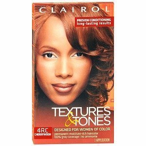 Elegant Clairol Cherrywood Hair Color