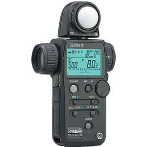 Sekonic 758DR DigitalMaster Lightmeter