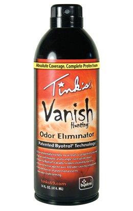 Tink's B Tech No Pump Odor Eliminator Spray (14-Ounce)