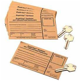 MMF201801400 - MMF Industries KEY COLLECTION ENVELOPES TWO TAG SYSTEM 100/PK