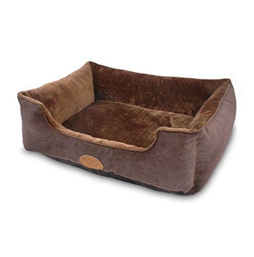 Best Pet Supplies Plush Pet Bed
