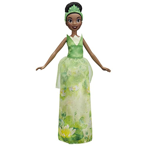 Disney Princess Royal Shimmer Tiana - Disney Doll Tiana Princess