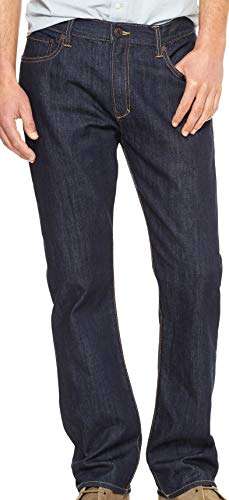 GAP Denim Mens Straight fit Jeans Clean Blue (36x32) - Gap Straight Fit Jeans