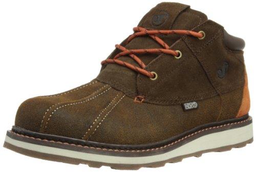 DVS Shoes Hawthorne - De senderismo de cuero hombre marrón - Brown Snow