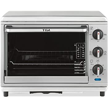 Amazon Com T Fal Ot274e Stainless Steel Convection And