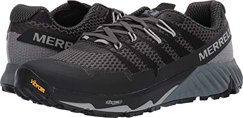 Merrell Men's, Agility Peak Flex 3 Trail Running Sneakers Black 9.5 M
