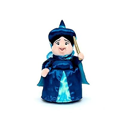 "9"" Sleeping Beauty Godmother Merryweather Plush"