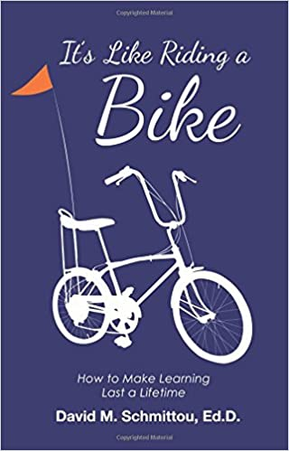 it s like riding a bike david m schmittou 9781480845121 amazon