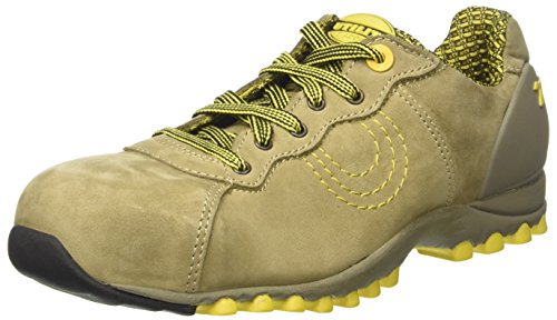 Zapatillas De Seguridad Diadora Match Beat S3 Hro Low Para Hombre Gris