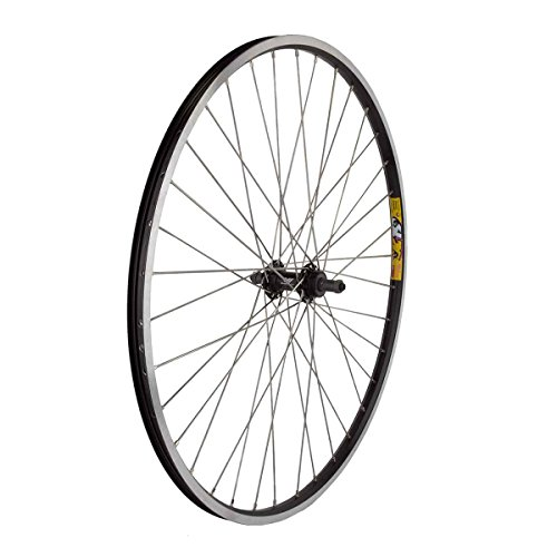 WM Weinmann Zac19 Rear Wheel, 700x35, 36H, 5/6/7-spd , QR, Black MSW