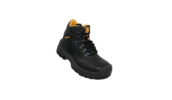 Auda s3 chaussures berufsschuhe businessschuhe chaussures de trekking (noir) - Noir - Noir, 39