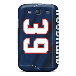 Protection Cases For Galaxy S3 / Cases Covers For Galaxy(new England Patriots)