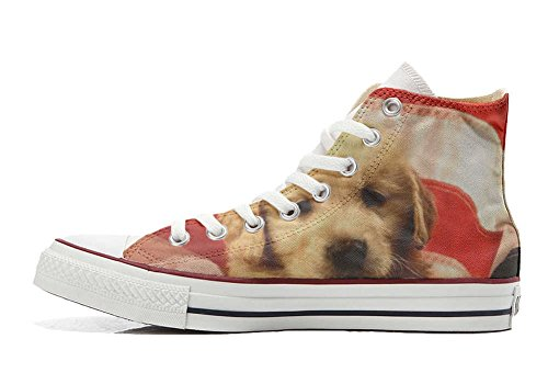 Converse All Star Customized - Zapatos Personalizados (Producto Artesano) Sweet