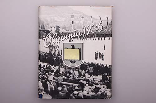 Olympia 1936 Berlin - Olympia 1936: Die Olympischen Spiele 1936 in Berlin und Garmisch-Partenkirchen. 2-vol. set (Complete)