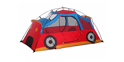 Kiddie Coupe Tent - The Kiddie Coupe Pop Up Play Tent (CT 006)