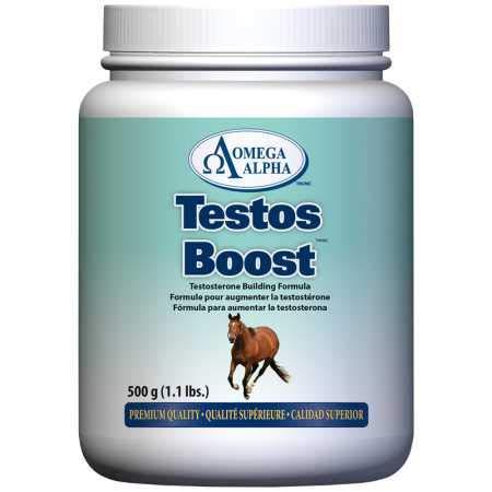 Omega Alpha Testos Boost (1 - Maximize Testosterone