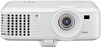 Amazon.com: Mitsubishi EX241U 3D Ready DLP Projector - 720p ...