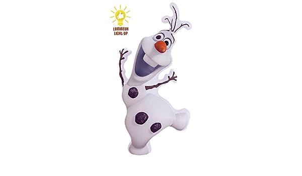 hinchable Olaf Frozen Figura: Amazon.es: Juguetes y juegos