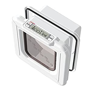Pet Mate Cat Mate Elite Chip And Disc Superselective Cat Flap