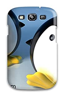 Best Defender Case With Nice Appearance (amazing Free Funny Cartoon S) For Galaxy S3