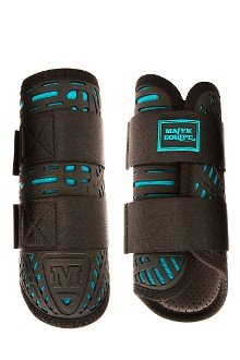 Majyk XC Elite Cross Country Front Boots Med Turq