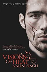 Visions of Heat (PSY-CHANGELING SERIES Book 2)