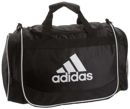Amazon Adidas Defender Small Duffel Bag BLACK Sports Outdoors