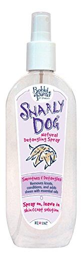 Bobbi Panter Snarly Dog Conditioning Spray 8 OZ. by Bobbi Panter Pet Products