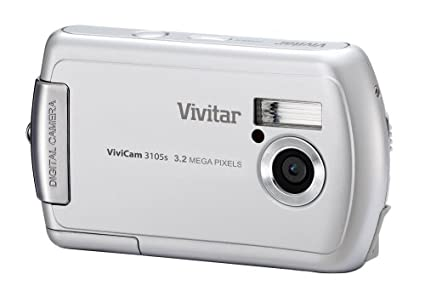 amazon com vivitar vivicam 3105s digital 3mp point and shoot rh amazon com Vivitar ViviCam 5119 Vivitar ViviCam 5024