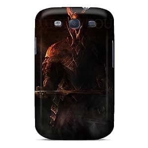 Hot Fashion MTX1586XKIB Design Case Cover For Galaxy S3 Protective Case (dark Souls)