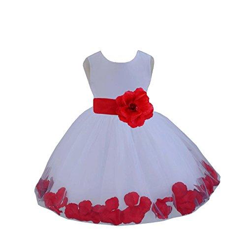 Rose Petal Dress - 3