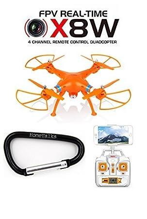 Hometalks®upgrade de Syma X8w Exploradores Wifi FPV RC Quadcopter ...