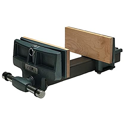 Image of Home Improvements Edwards - 78A, Pivot Jaw Woodworkers Vise - Rapid Acting (63144)