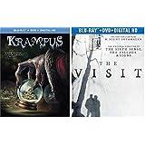Krampus & The Visit [Blu-ray + DVD + Digital HD] - Horror 2 Pack