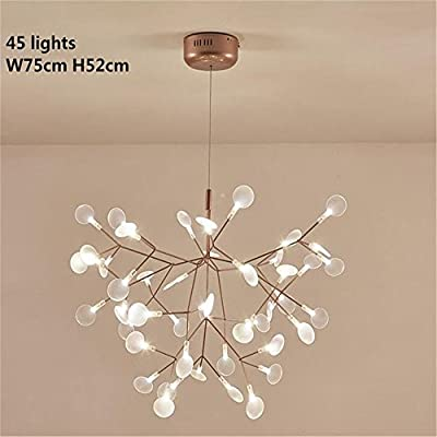 Led Lustre Modern Chandelier Lighting Lamparas Colgantes ...