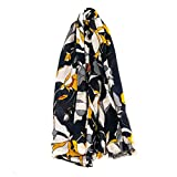 French Connection Harley Printed Womens Scarf