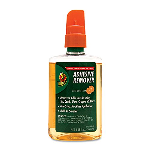 Duck 156001 Adhesive Remover, 5.45oz Spray Bottle