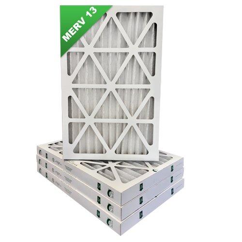18 x B01N9MU4KS 24 ( x 2 MERV 13 ( 18 MPR 2200 ) AC炉2