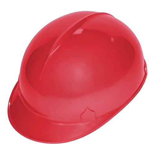 Jackson Safety C10 Bump Cap (14815), Safety Hard Hat for Minor Bumps, Absorbent Brow Pad, 4-Pt. Suspension, Red, 12 / Case ()