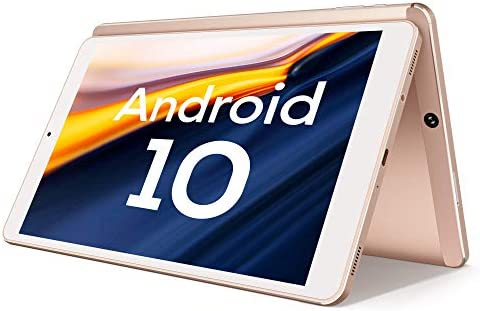 Android 10.0 Tablet, Vastking Kingpad SA10 Octa-Core Processor, 3GB RAM, 32GB Storage, 10-inch, 1920x1200 IPS, 5G Wi-Fi, GPS, 13MP Camera, Bluetooth, Blue Light Filter Screen (Rose Gold)