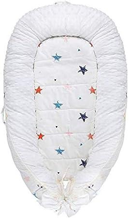 0-12 Monate 100/% Baumwolle bule Weltraumrakete TEALP Babynest Multifunktionales Kuschelnest Babynestchen Antiallergisch Nestchen Reisebett f/ür Babys S/äuglinge