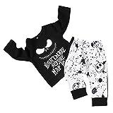Halloween Infant Baby Boy Girl Clothes 2PCs