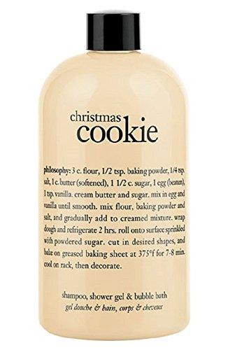 Philosophy Flavor Shower Gel, Christmas Cookie, 16 oz.