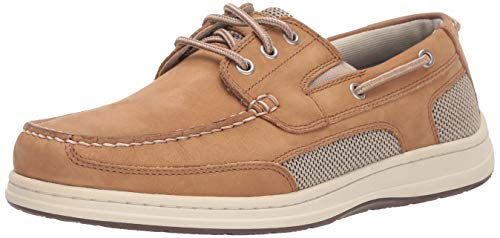 Amazon Brand - 206 Collective Men's Boat Shoe